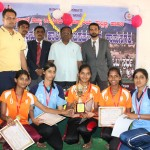Law college team won Intercollegiate Cross Country